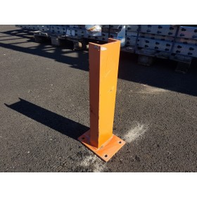 POTELET DE PROTECTION  UPN ORANGE
