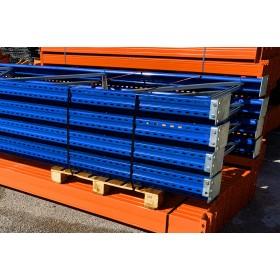 Rayonnage à palettes  Occasion - 5 Echelles de 2500 X 1100