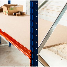 PLANCHER AGGLO EP 19 MM L 2400 MM