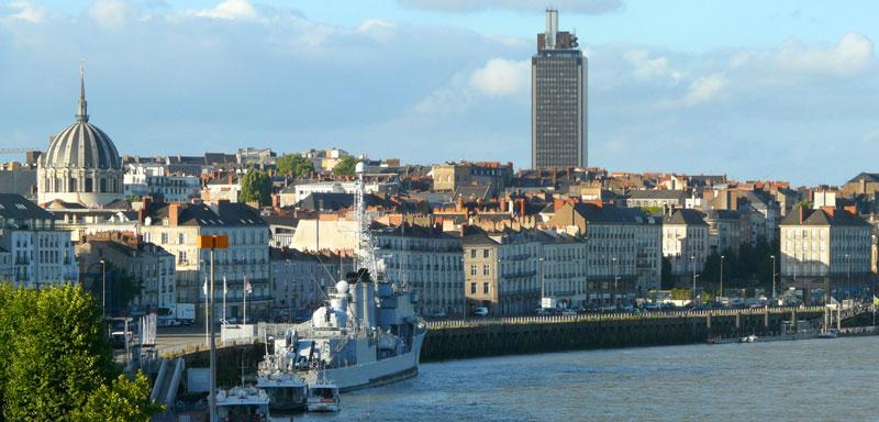 Agence rayonnage Nantes